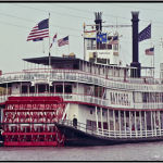 Natchez River Boat