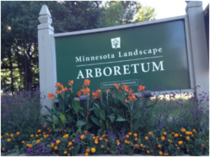Garden Tour - Noerenberg Memorial Park and Gardens & University of Minnesota Landscape Arboretum