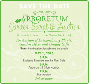 Arboretum Garden Social and Auction (Formerly the Green Tie Affair) - Auction Items