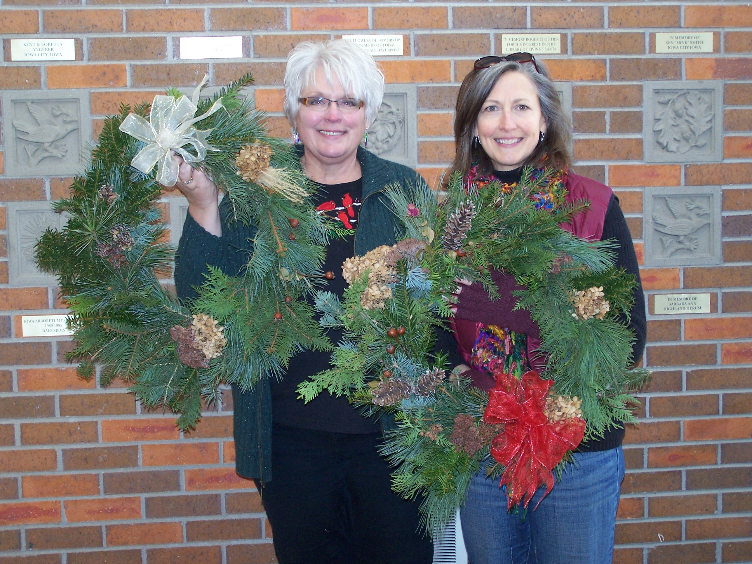 Evergreen Wreath Workshop