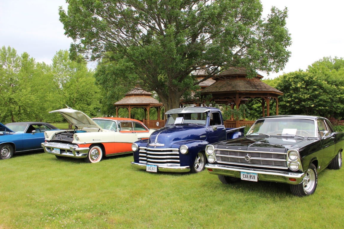 POSTPONED: Classic Car Day